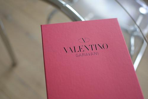 Valentino rockstud flats