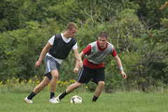 Intramural Soccer | Fall 2012