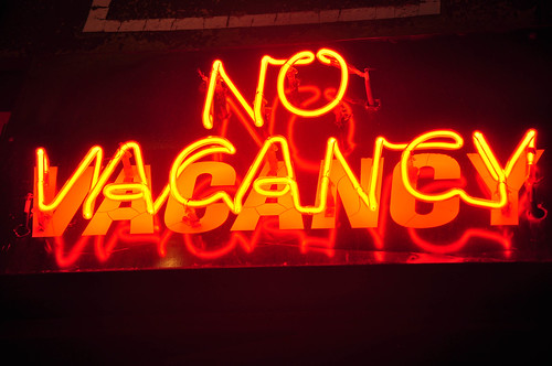 No Vacancy, Jackson Hole