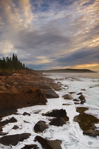 nationalpark maine seashore acadia seacoast mountdesertisland acadianationalpark explored