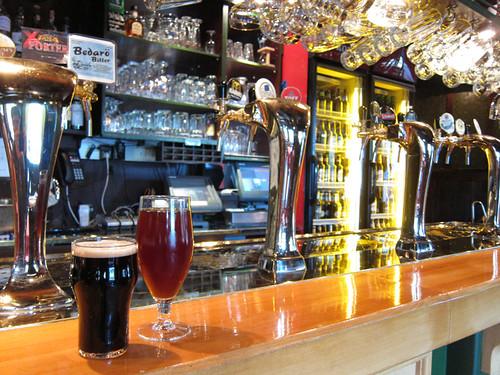 beers @ St Urho's Pub