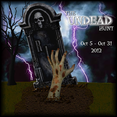 THEUNDEADHUNT poster