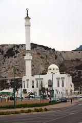 Ibrahim-al-Ibrahim Mosque in Gilbraltar