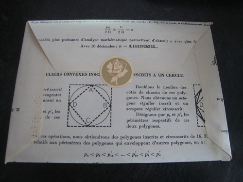 Fun with old French math books