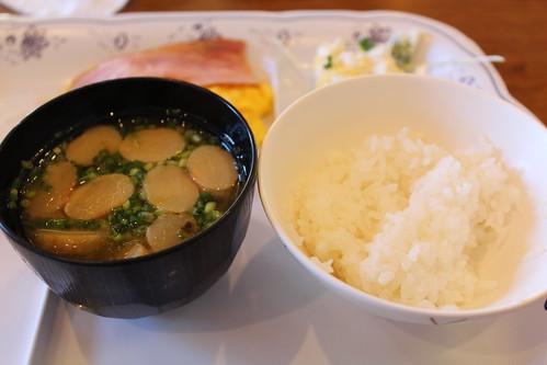 沖縄サンコースト_朝食