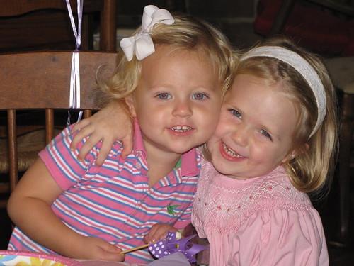 Caroline  and Anna