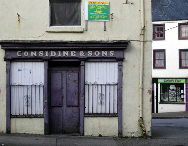 Shop Front Ennistymon