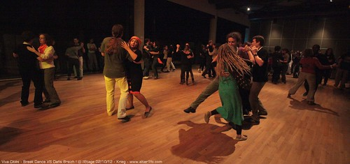 Viva Cités - Break Dance VS Dañs Breizh ! @ l'Etage 02/10/12