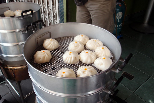 Must Try Bangkok Food: Char Siew Buns
