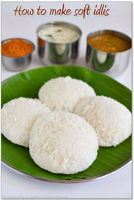 How to make Idli Recipe