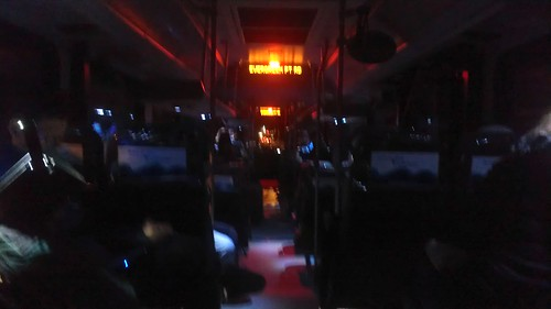 The lights are off in this bus by christopher575