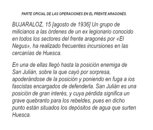 Bujaraloz, frente de Aragón, 15 de agosto de 1936. by Octavi Centelles