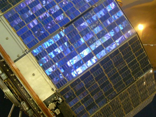 Tiros Satellite at the Smithsonian National Air and Space Museum