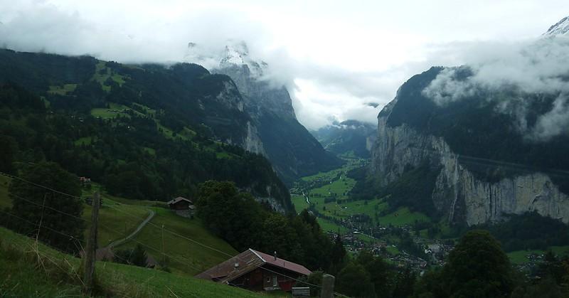 03 令人惊叹的峡谷和瀑布风景