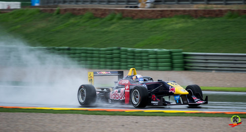 Carlos Sainz Jr , Circuito Ricardo Tormo Valencia