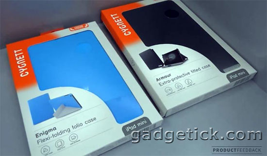 iPad mini new Cygnett cases