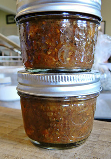 What Smells So Good?: Toast Topper #19: Moroccan Tomato Chutney