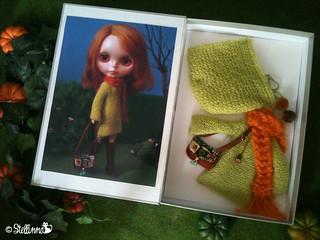 Patchwork Princess Raffle gift set