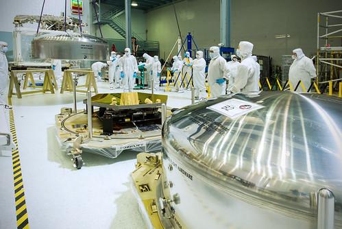 James Webb Space Telescope Flight Mirrors at NASA Goddard