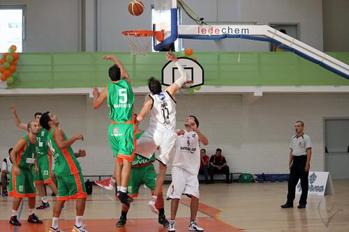 Troféu António Pratas: Basket Barcelos - Vitória SC