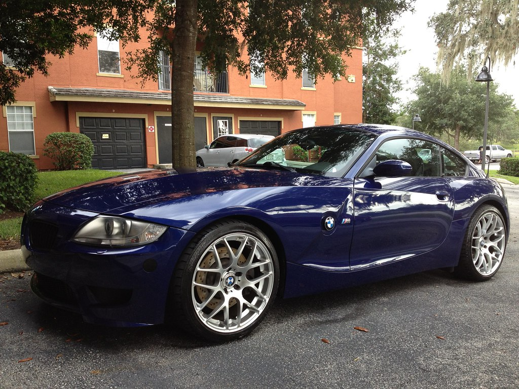 FS: 2006 BMW Z4M Coupe, Interlagos Blue, 73k miles, VMRs, Priced to ...