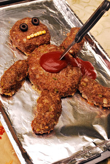 Dead man meatloaf.
