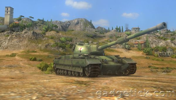 Патч World of Tanks 0.8.1