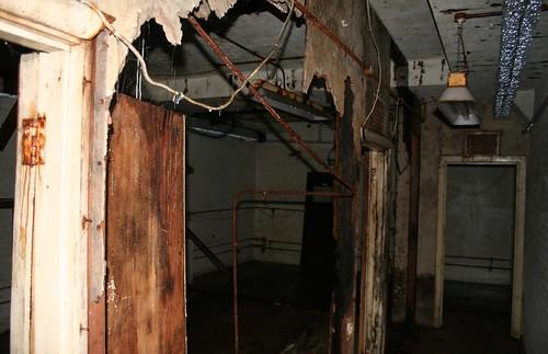 Paddock Bunker