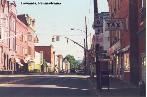 Towanda PA