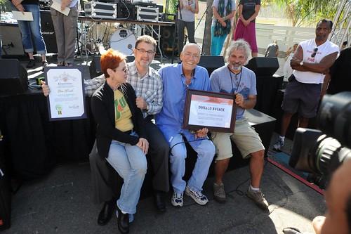 Don Novack Spirit of Venice Awards
