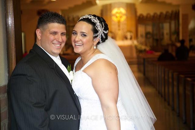 Bridal Styles Bride Tricia & Ralph, photo - Visual Image Photography