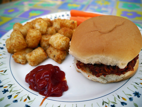 Sloppy Joes from Vegan Junk Food (0019)