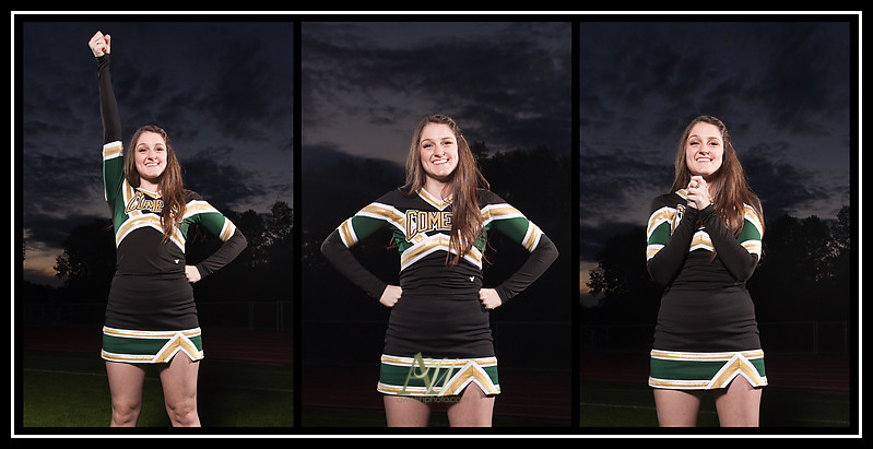 Rush Henrietta High School Rochester Senior Portrait Photography