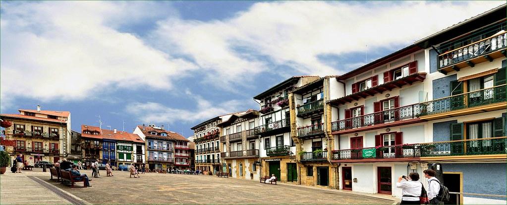 Place d'Armes .FONTARABIE-Espagne.03. min