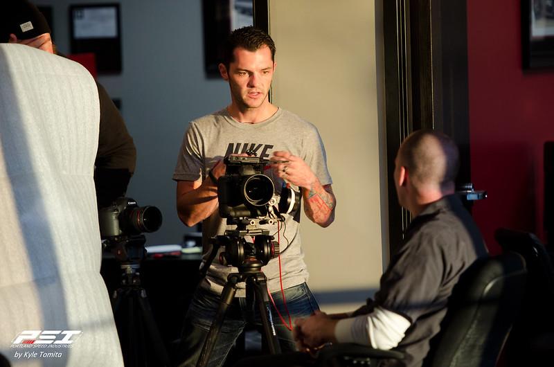 Director Ryan Davis