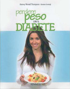 """Copertina di """"Perdere peso con il diabete"""""""