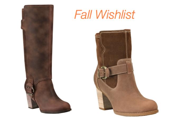 fall boots timberland