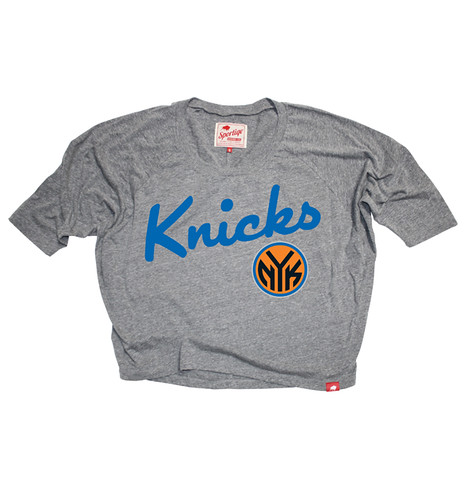 New York Knicks Marshall Sweatshirt by Sportiqe Apparel