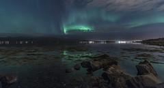 Aurora borealis, 9th of Oct. 2012 in Tromsø