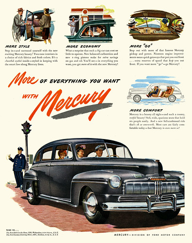 "Get More ""Go"" With A Mercury! by paul.malon"