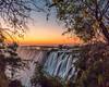 Sundown Over The Falls by MarcCooper_1950