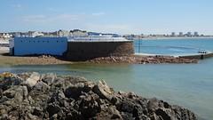 Havre des Pas Lido, St. Helier, Jersey, UK, 8/2016