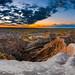 Badlands NP Sunrise 9.1 by Jack Lefor