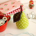 mini pear pincushion