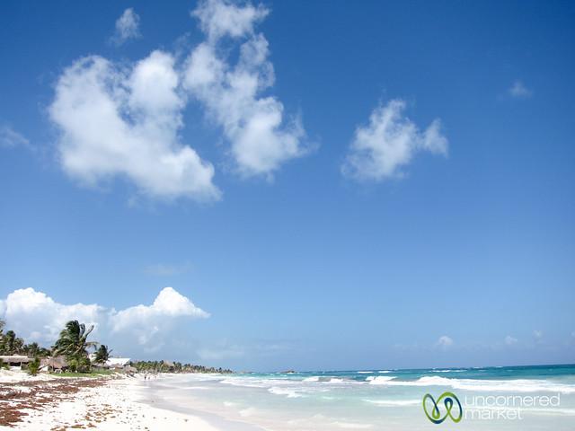 Tulum Beach - Riviera Maya, Mexico