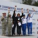 14th FAI World Helicopter Championship - Ladies Winners