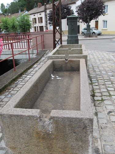 fontaine et monument raon l'etape 077