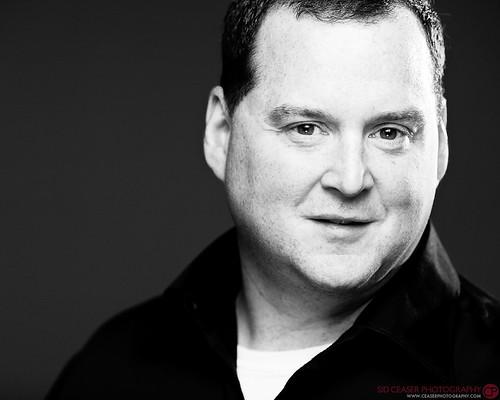 Mike McAdam • Headshot