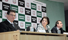 Corregedora defende atuação conjunta no combate ao crime