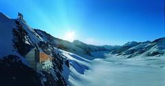 Světoznámá ozubnicová železnice na Jungfraujoch – Top of Europe slaví 100 let